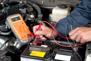 car battery diagnostics